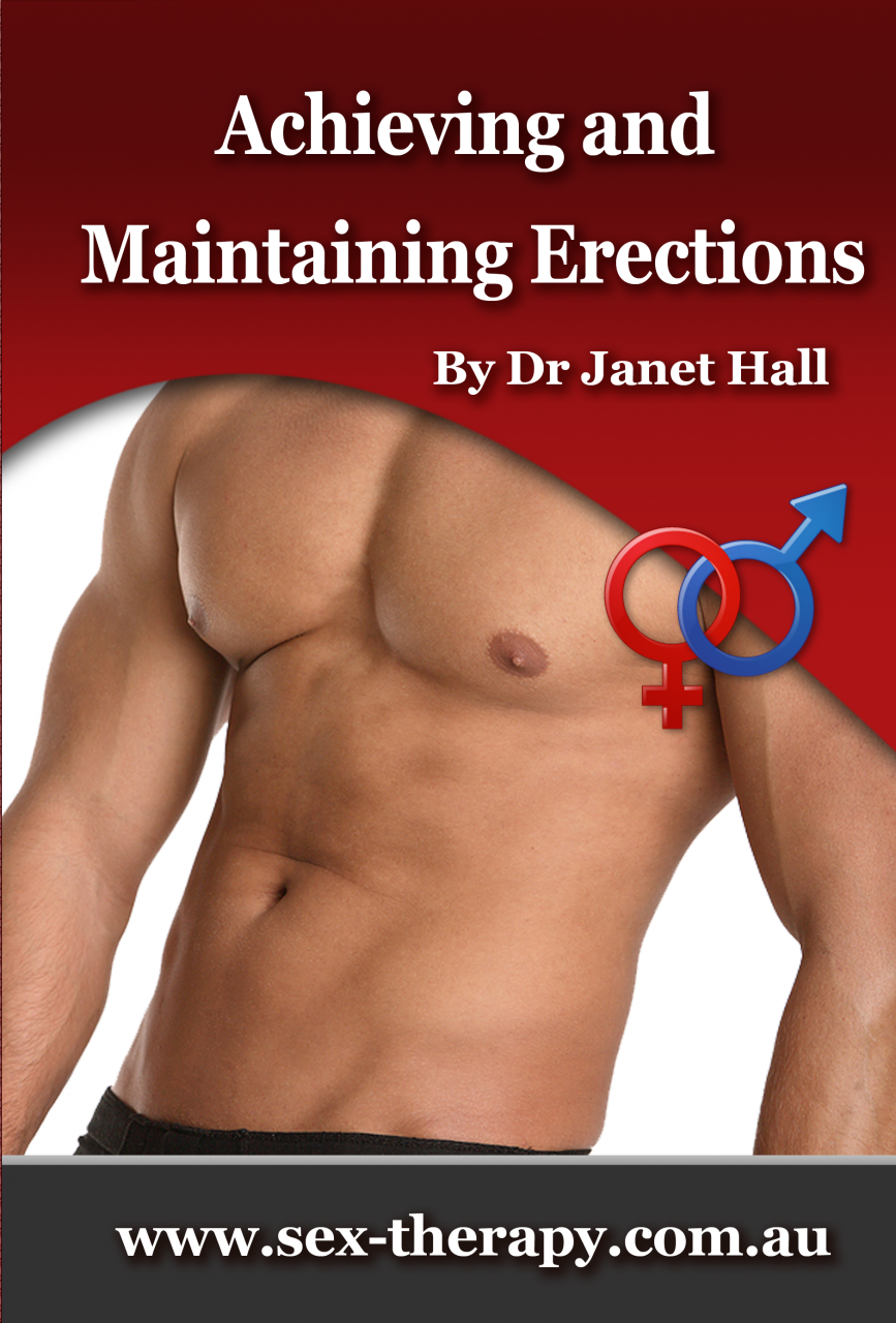Achieving and Maintaining Erections