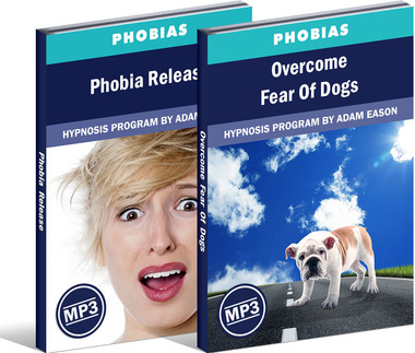PHOBIA RELEASE - OVERCOME FEAR OF DOGS BUNDLE
