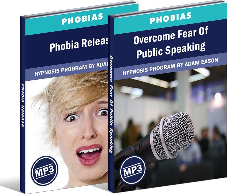 Phobia Release - Public Speaking Bundle