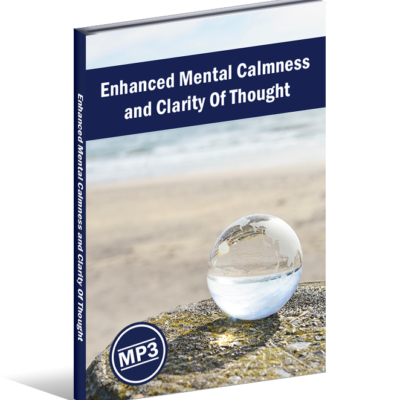 Enhanced Mental Calmness and Clarity Of Thought