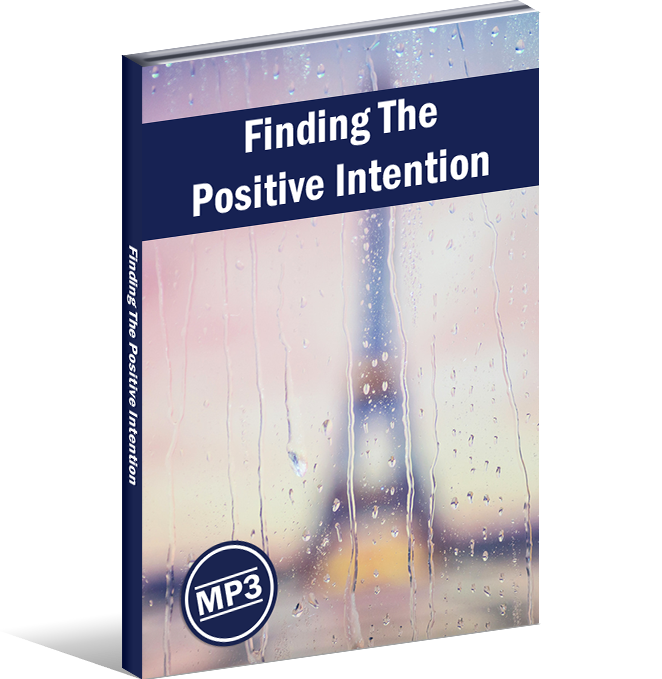 Finding The Positive Intention