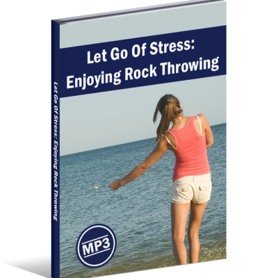 Let Go Of Stress: Enjoying Rock Throwing