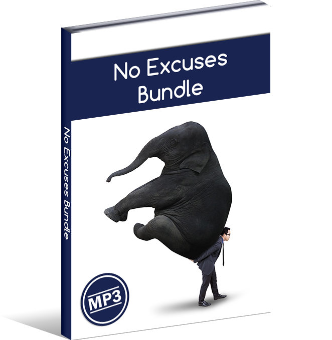 no excuses bundle hypnosis