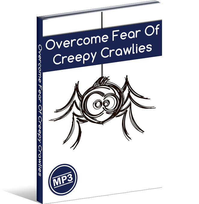 overcome fear of creepy crawlies hypnosis