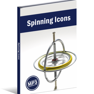 Spinning Icons