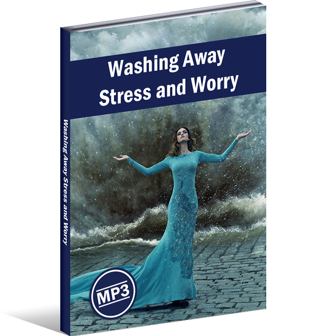 Washing Away Stress and Worry